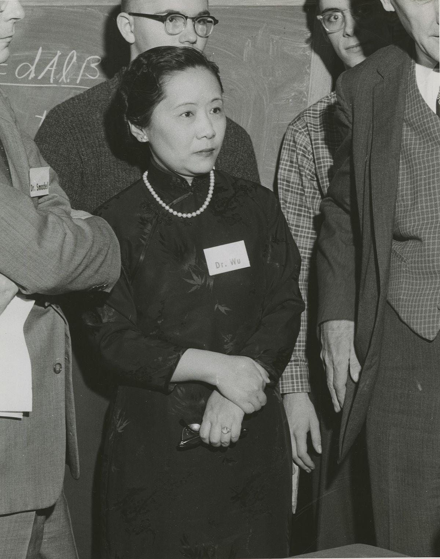 Prof. Chien-Shiung Wu – NuclearResearcher