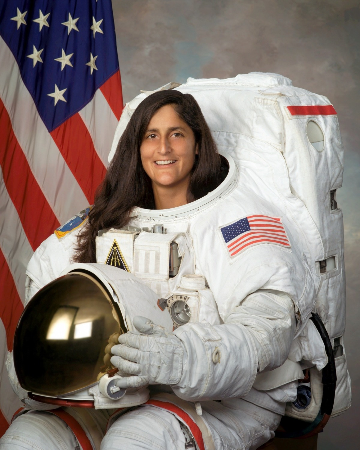 Dr. Sunita Williams – NASA Astronaut