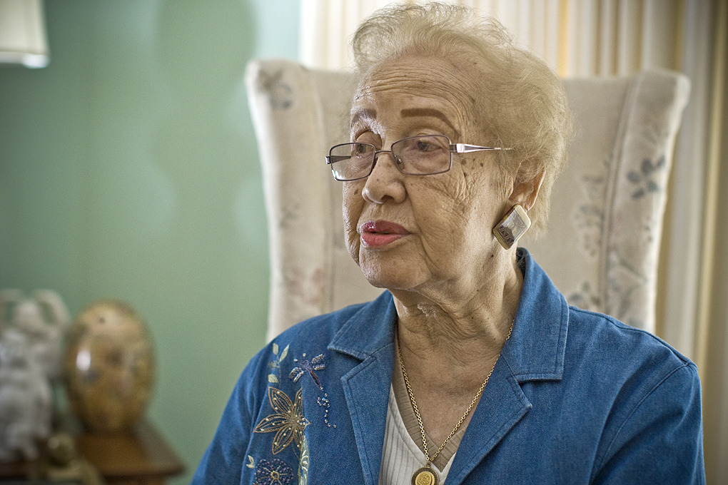 Katherine Johnson – Mathematician and Space Scientist