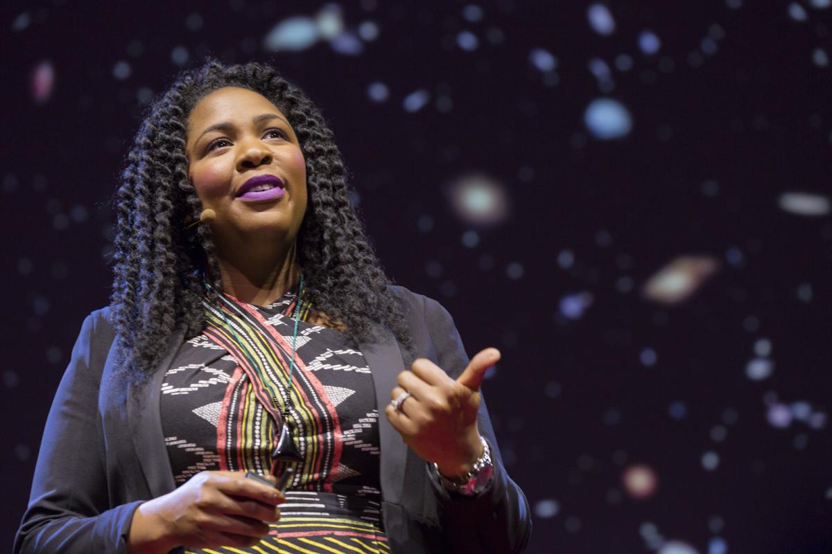 Dr. Jedidah Isler –Astrophysicist