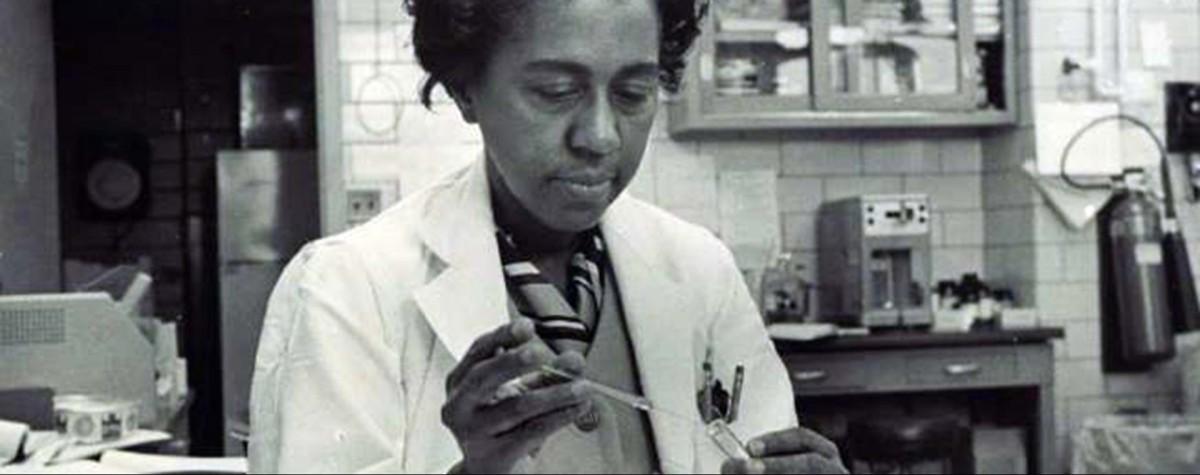Dr Marie Maynard Daly –Biochemist